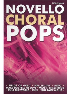 Novello Choral Pops Collection Books | SATB, Piano Accompaniment