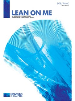Bill Withers: Lean On Me - SATB/Piano Livre | SATB, Accompagnement Piano