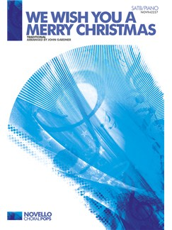 We Wish You A Merry Christmas (SATB/Piano) Books | SATB, Piano Accompaniment