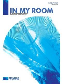 The Beach Boys: In My Room (SATB/Piano) Books | SATB, Piano Accompaniment