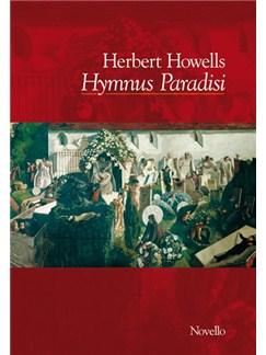Herbert Howells: Hymnus Paradisi (Full Score) Books | SATB, Orchestra