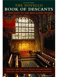 The Novello Book Of Descants Books | Soprano, Voice, Organ Accompaniment