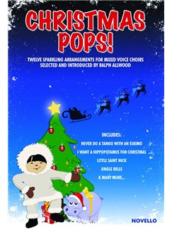 Christmas Pops! Books | SATB, Piano Accompaniment