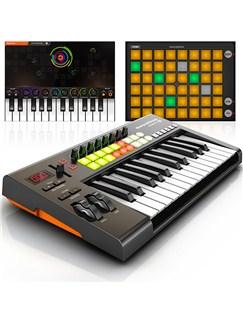 Novation: Launchkey 25 Keyboard Controller Instruments | Keyboard