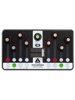 Novation: Nocturn Plug-In Controller  |