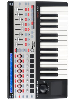 Novation: SL MkII 25 Controller Keyboard Instruments | Keyboard
