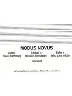 Lars Edlund: Modus Novus Books |