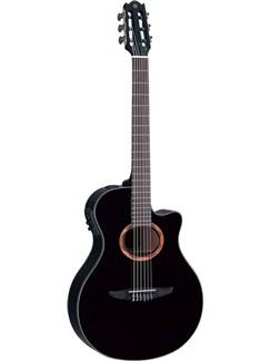 Yamaha: NTX700BL Electro-Classical Guitar - Black Instruments | Electro-Classical Guitar