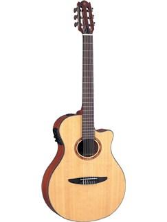 Yamaha: NTX700NT Electro-Classical Guitar - Natural Instruments | Electro-Classical Guitar
