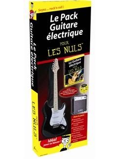 Le Pack Guitare Electrique Pour Les Nuls Instrument | Guitare Électrique