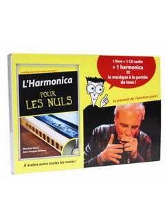 Le Pack Harmonica Pour Les Nuls Instrument | Harmonica
