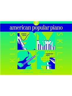 American Popular Piano: Skills - Preparatory Level Books |