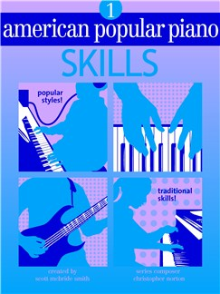 American Popular Piano: Skills - Level 1 Books |