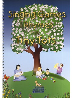 Lucinda Geoghegan: Singing Games And Rhymes For Tiny Tots Books and CDs | Voice