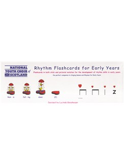 Rhythm Flashcards For Early Years  |