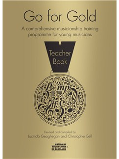 Go For Gold - Teacher Book Books | Voice