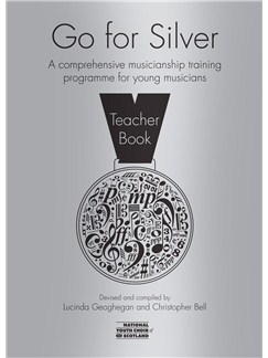 Go For Silver - Teacher Book Books | Voice