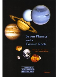 Seven Planets And A Cosmic Rock Books | Voice, Narration, Piano Accompaniment