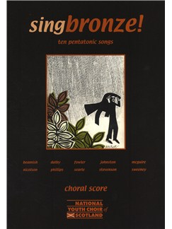 Singbronze! - Ten Pentatonic Songs (Choral Score) Books | Voice, 2-Part Choir