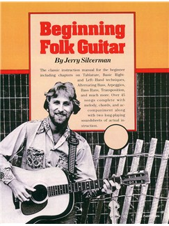 Jerry Silverman: Beginning Folk Guitar Books | Guitar