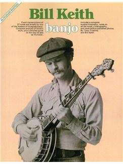 Bluegrass Masters: Bill Keith (Banjo) Books | Banjo