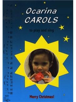 Ocarina Carols To Play And SIng Books and CDs | Ocarina