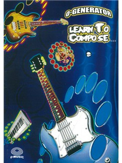 O-Music: O-Generator Learn To Compose (5 Pack) CD-Roms / DVD-Roms |