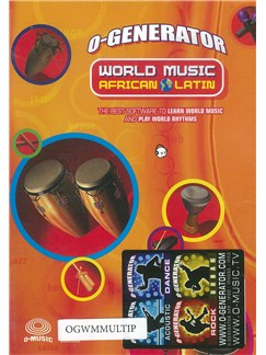 O-Music: O-Generator World Music (Primary School Licence) DVDs / Videos |
