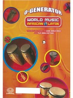 O-Music: O-Generator World Music (Secondary School Licence) DVDs / Videos |