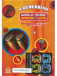 O-Music: O-Generator World Music (Single User) DVDs / Videos |