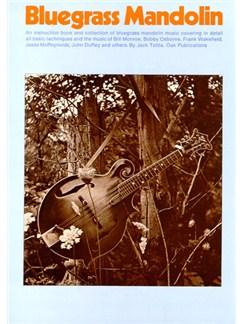 Bluegrass Mandolin Books | Mandolin Tab, with chord symbols