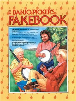 The Banjo Picker's Fake Book Books | Banjo Tab, with chord symbols