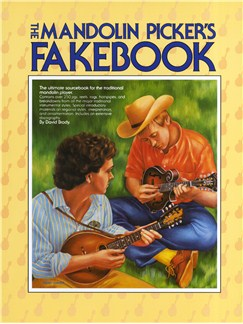 Mandolin Picker's Fakebook Books | Mandolin, with chord symbols