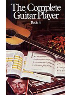 The Complete Guitar Player - Book Four (Cassette)  | Guitar, with chord symbols