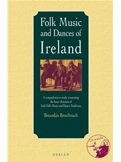 Breandan Breathnach: Folk Music And Dances Of Ireland Books |