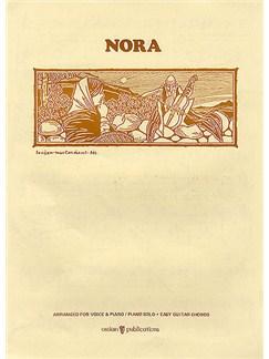 J.A. Butterfield: Nora Books | Piano, Vocal & Guitar