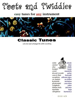 Toots And Twiddles: Classic Tunes Books | All Instruments