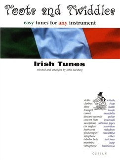 Toots And Twiddles: Irish Tunes Books | All Instruments