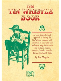 The Tin Whistle Book Books | Pennywhistle