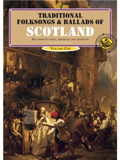 Traditional Folksongs And Ballads Of Scotland - Volume One Books | Melody Line, Lyrics & Chords
