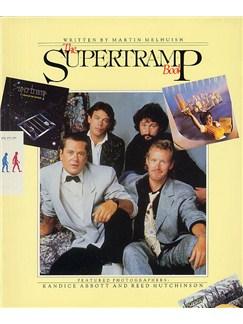 The Supertramp Book Livre |