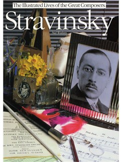 The Illustrated Lives Of The Great Composers: Stravinsky Books |