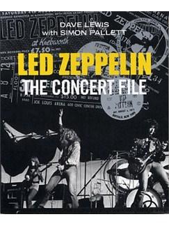 Led Zeppelin: The Concert File Books |