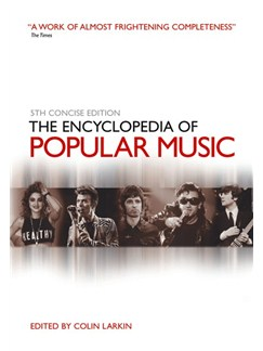 The Encyclopedia Of Popular Music - Concise 5th Edition Books |
