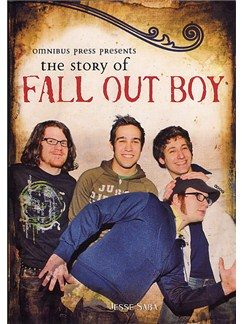The Story Of Fall Out Boy Books |