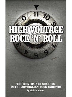 High Voltage Rock 'N' Roll Buch |