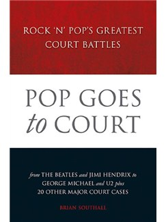 Pop Goes To Court Books |