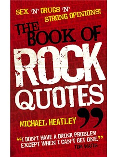 The Book Of Rock Quotes Books |