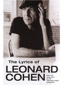 The Lyrics Of Leonard Cohen Livre | Paroles Seulement