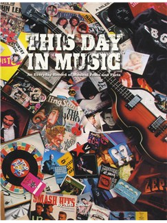 This Day In Music Books |